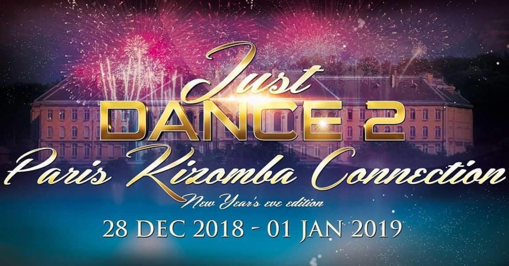Paris Kizomba Connection Just Dance 2 - Festivalsero