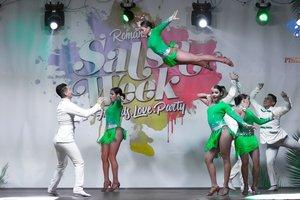 Big thumb salsa week 2018 show bnf balet national firulete eider rua acrobat