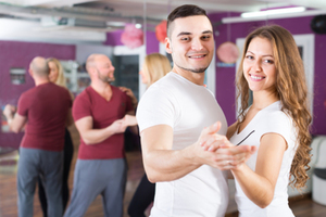 Big thumb ballroom dance lesson